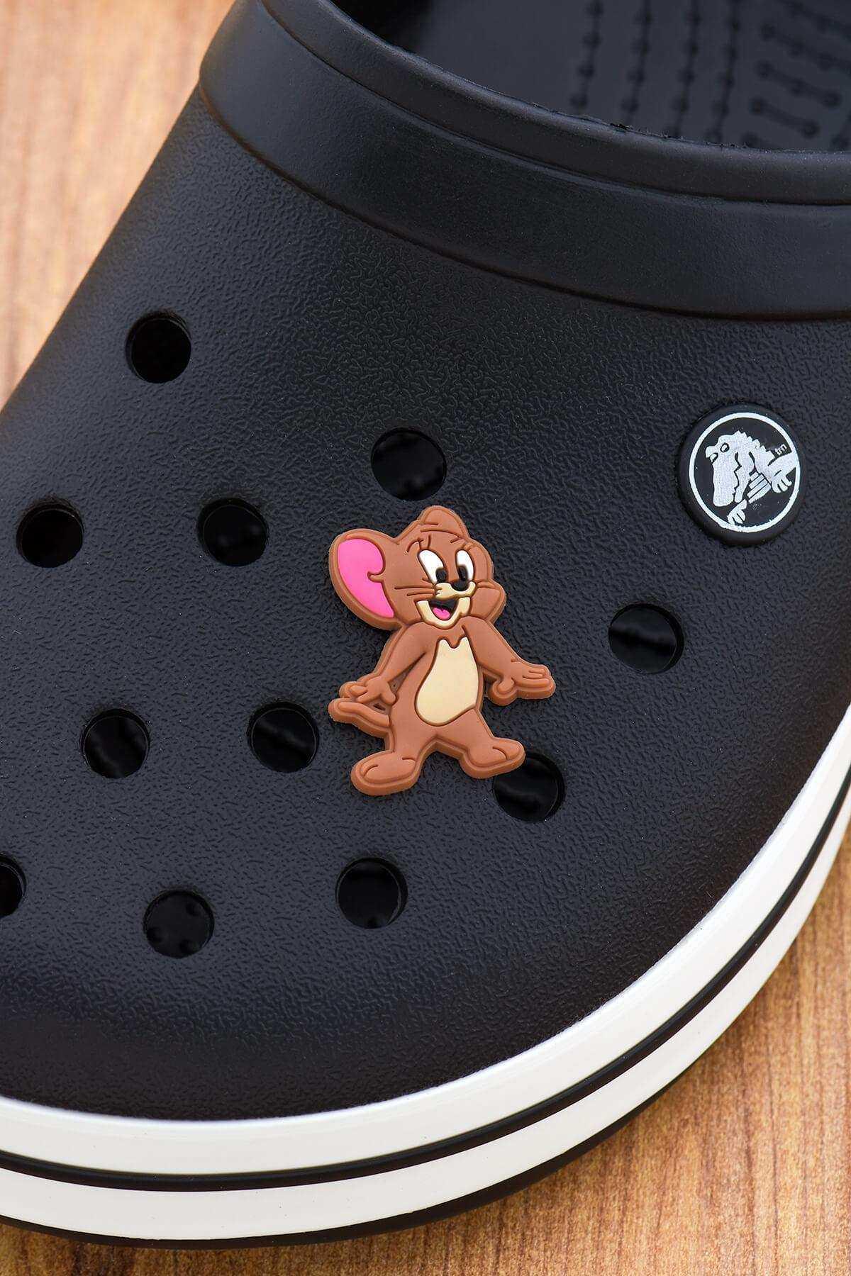 Tom ve Jerry Jibbitz Crocs Terlik Süsü Charm Terlik Aksesuarı - CRS0012