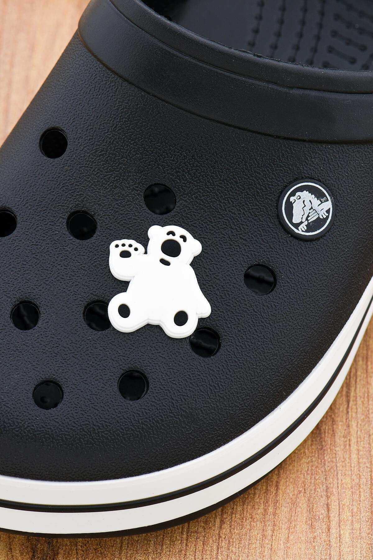 Kutup Ayısı Jibbitz Crocs Terlik Süsü Charm Terlik Aksesuarı - CRS0019