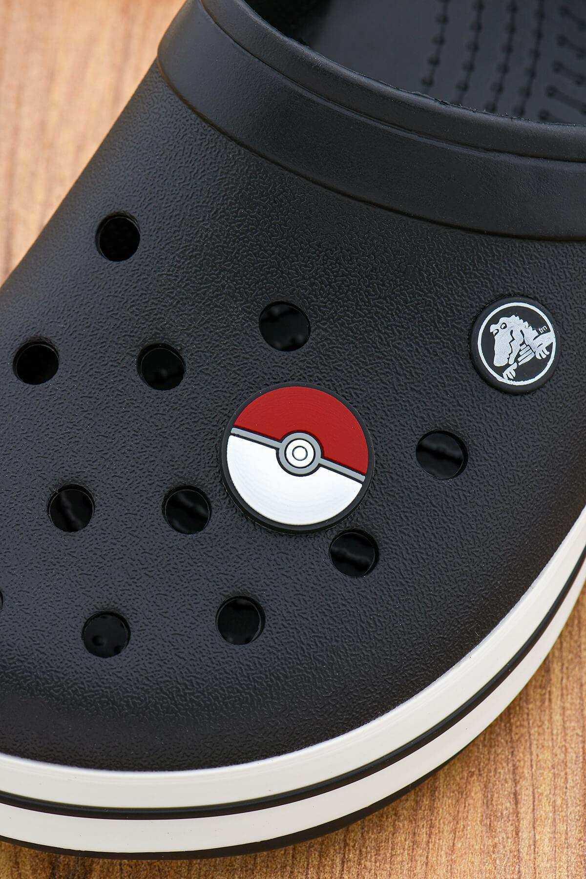 Pokemon Poki Top Jibbitz Crocs Terlik Süsü Charm Terlik Aksesuarı - CRS0022
