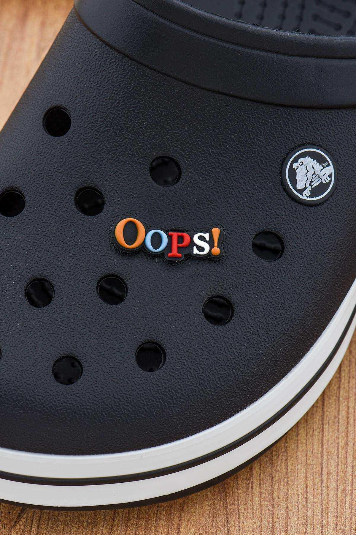 Oops Jibbitz Crocs Süsü Bileklik Terlik Süsü Charm Terlik Aksesuarı - CRS0115