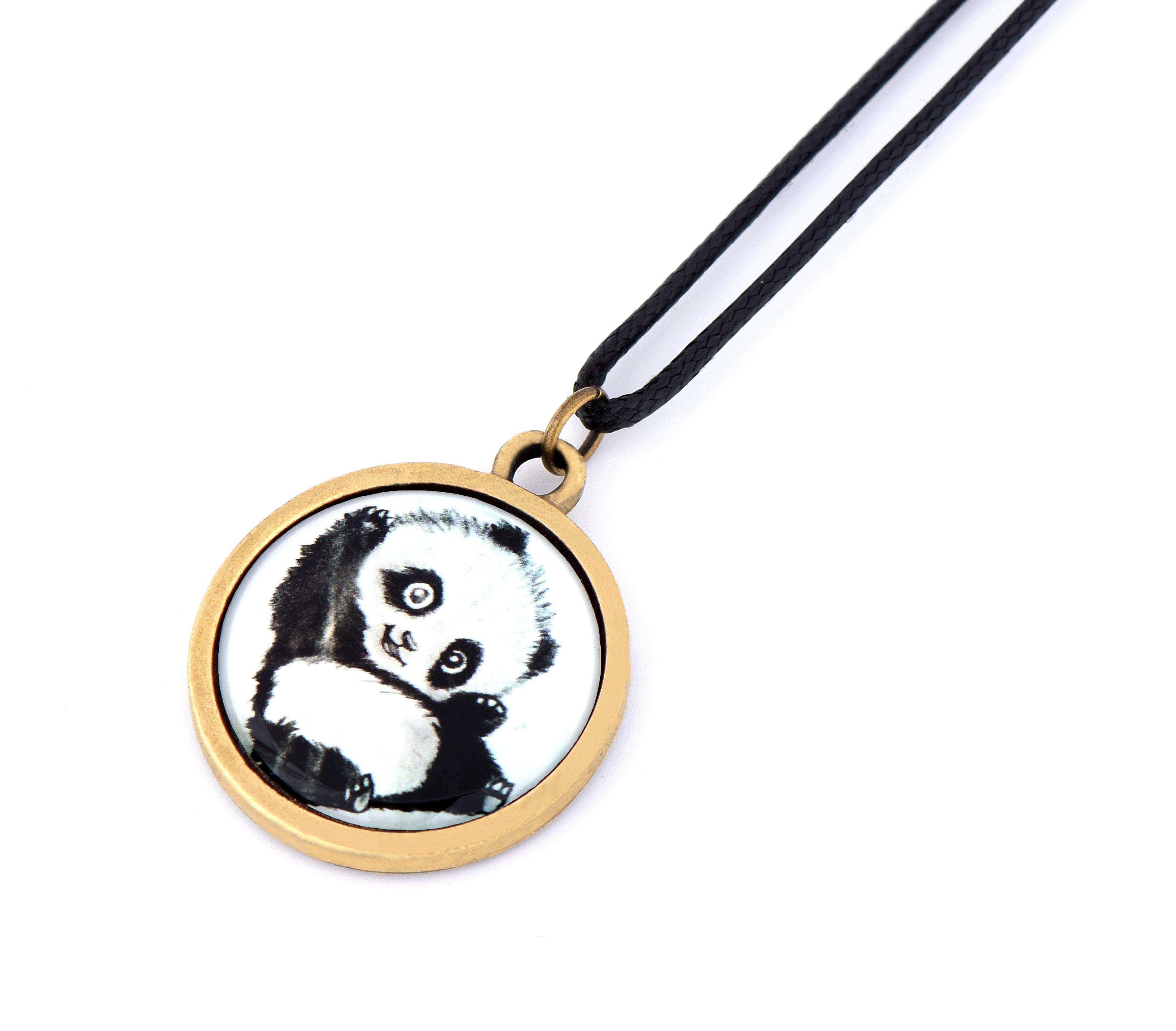 Baby Panda Kolye - KOL0336