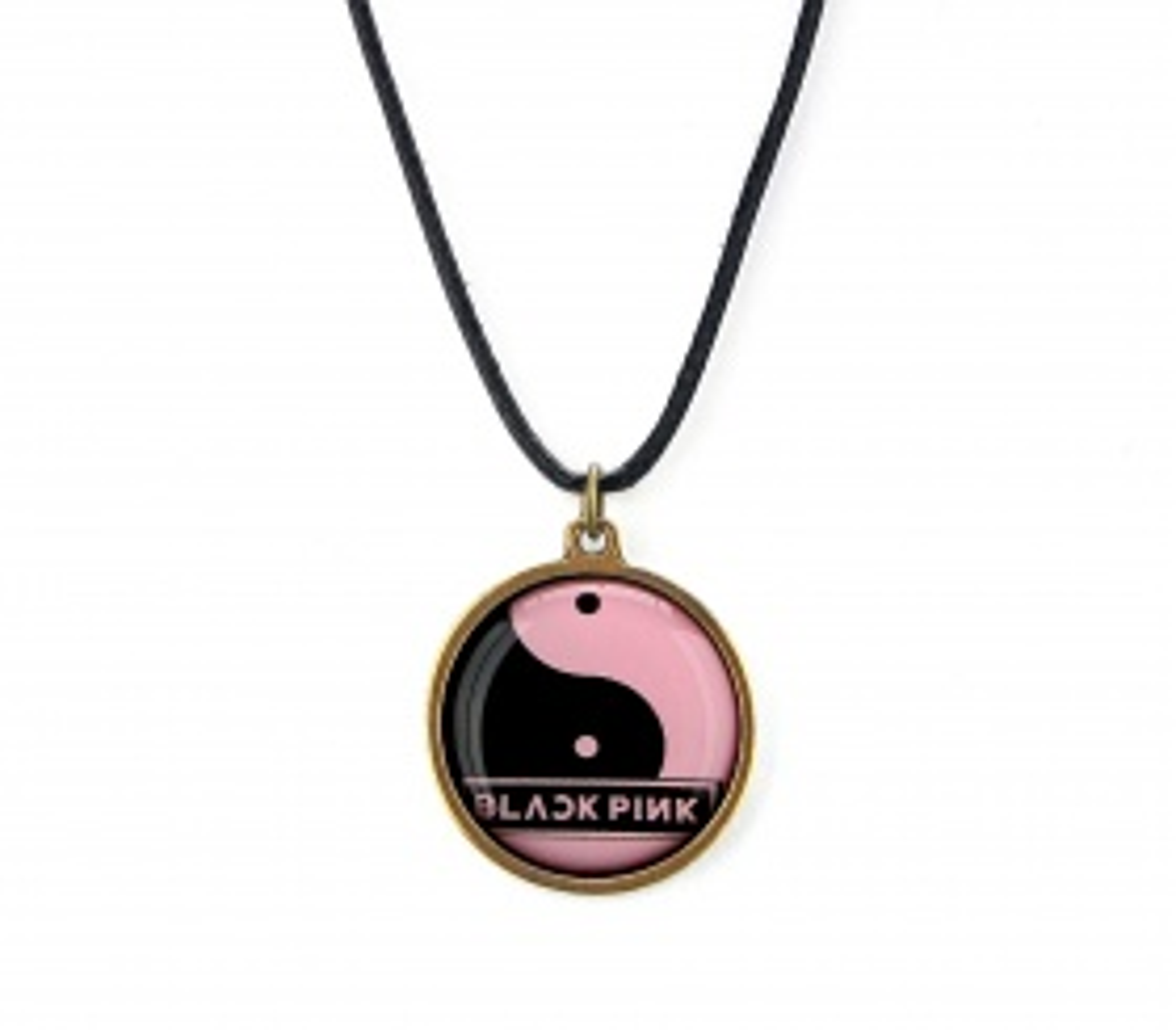 Black Pink Kolye - KOL0351