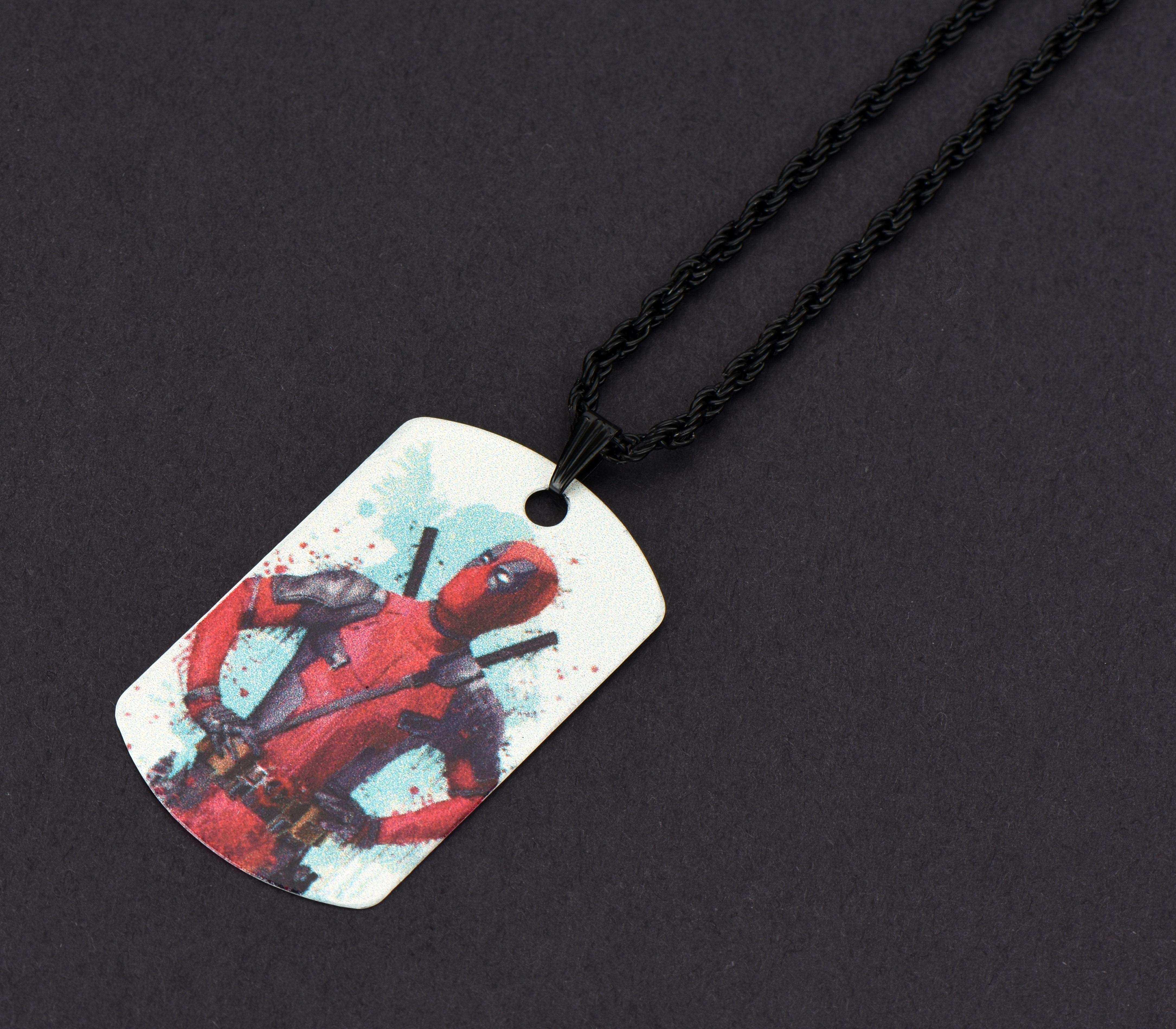 Deadpool Kolye - CAZ0070