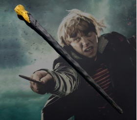 Harry Potter Ron Weasley Asası - ASA0003