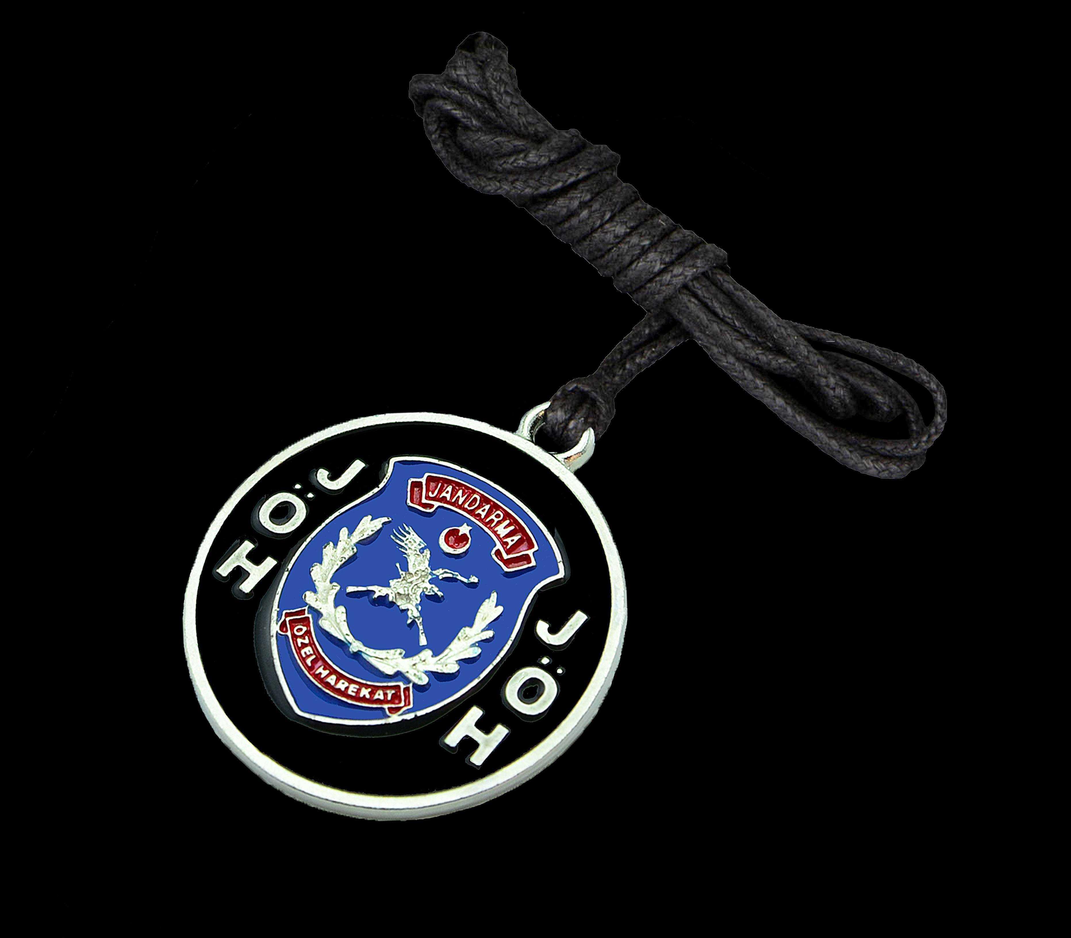 JÖH Jandarma Özel Harekat Kolye - KOL0002