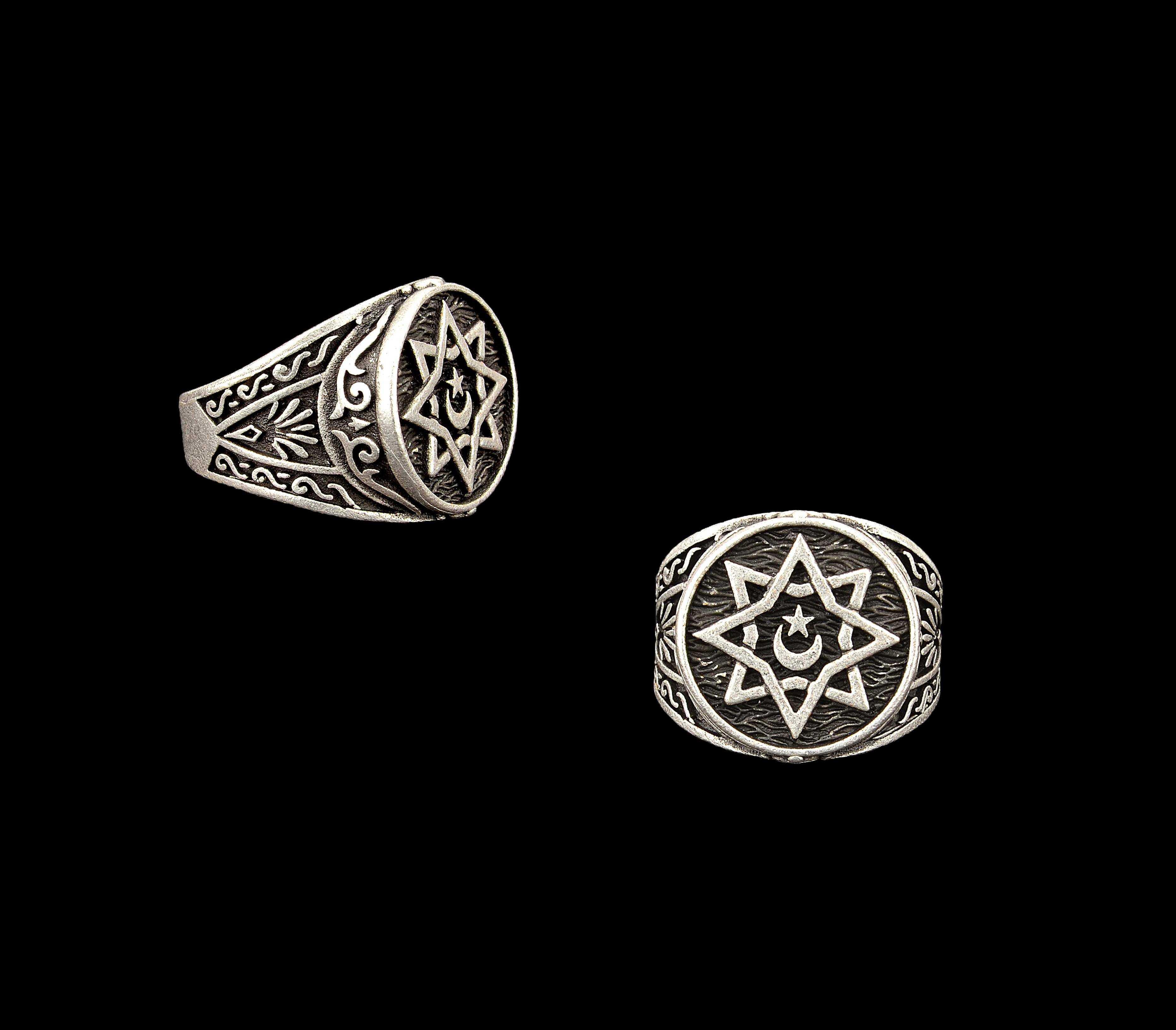 Payitaht Abdülhamit Yüzüğü - YÜZ0010