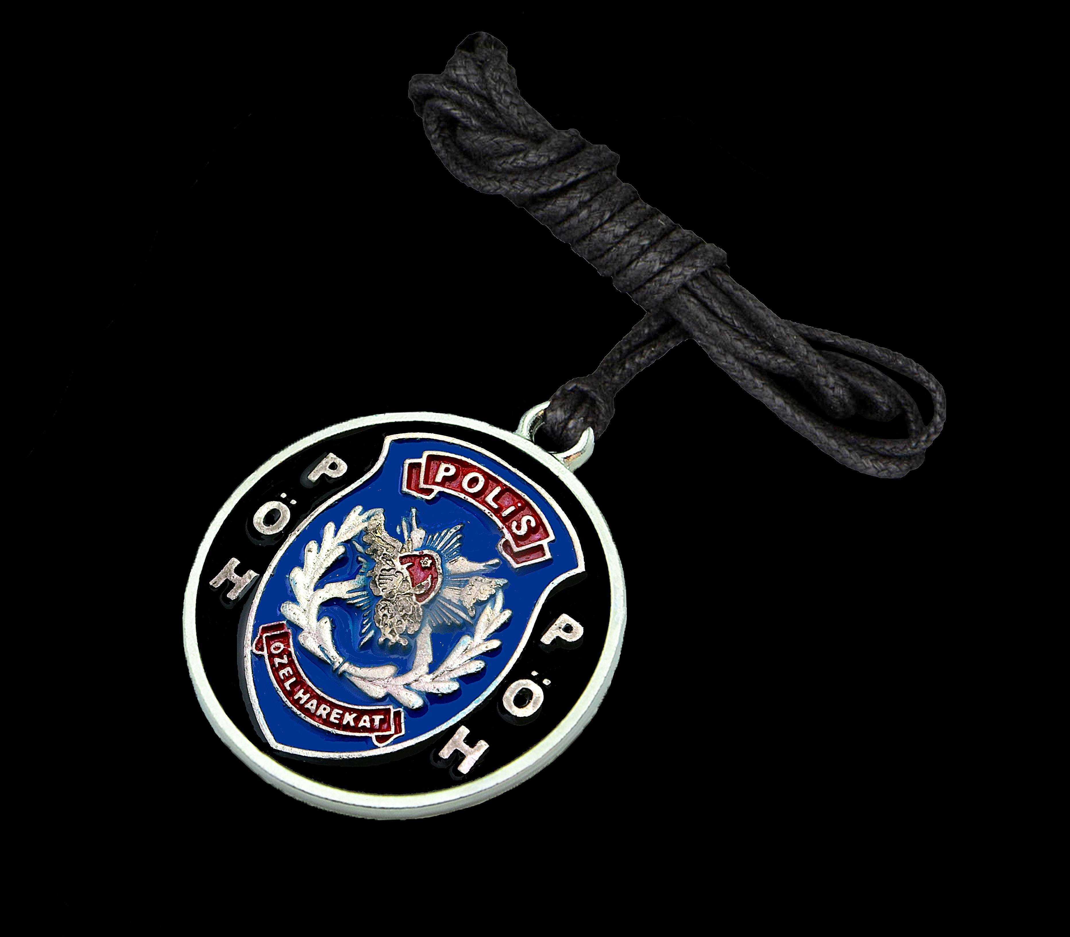 PÖH Polis Özel Harekat Kolye - KOL0001
