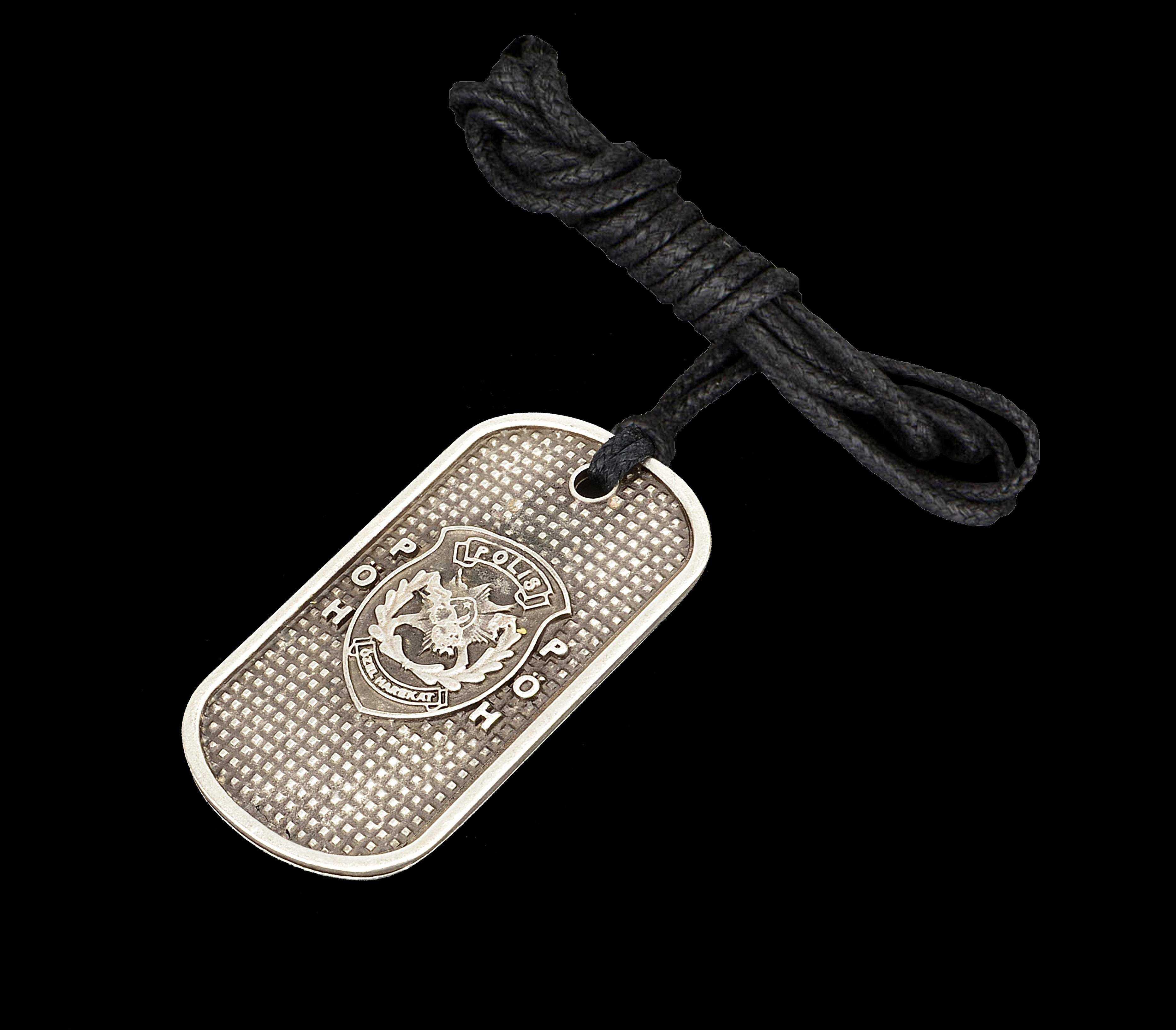 PÖH Polis Özel Harekat Kolye - KOL0116