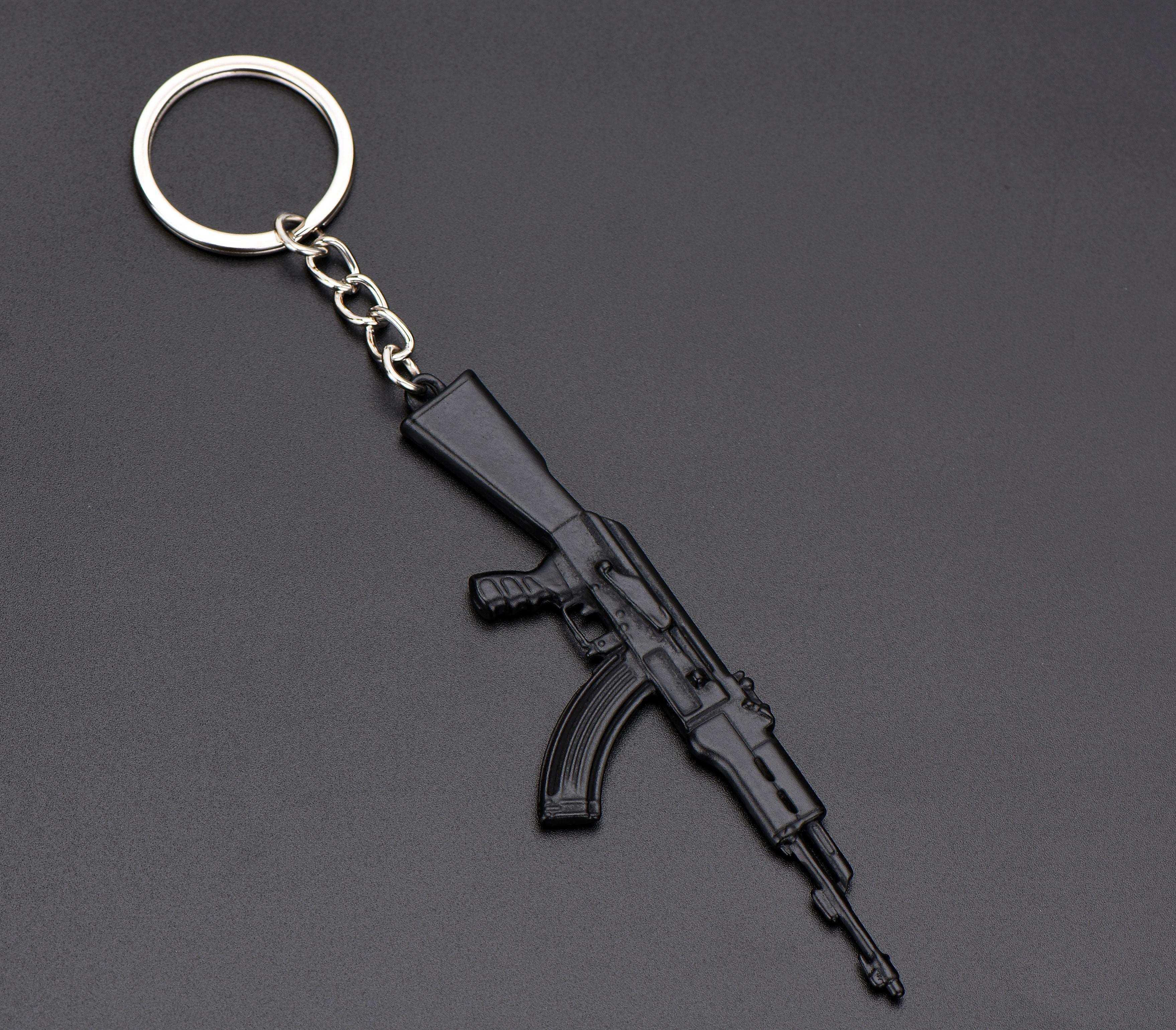 PUBG AK47 Siyah Anahtarlık - ANA0057