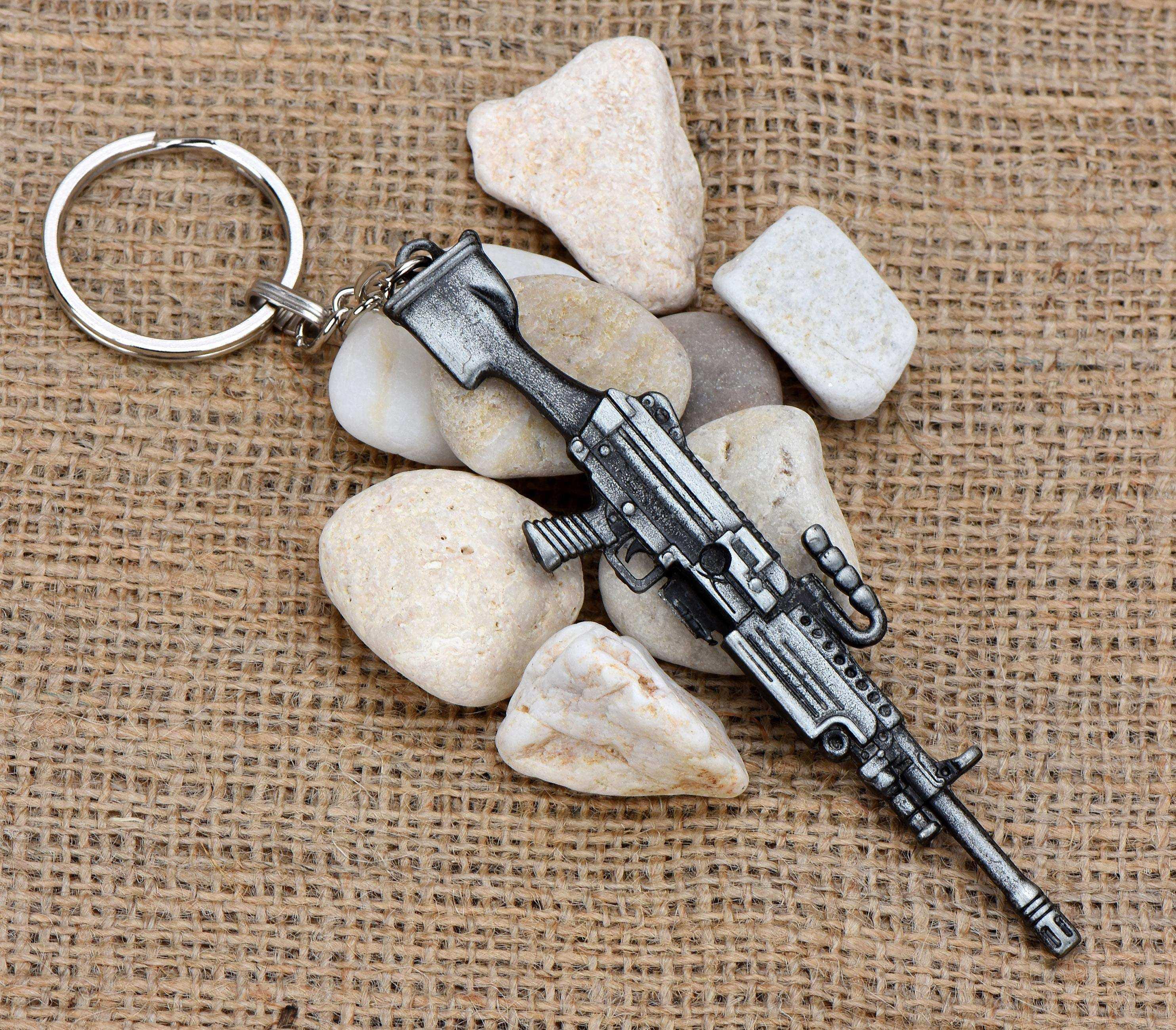 PUBG M249 Anahtarlık - ANA0039