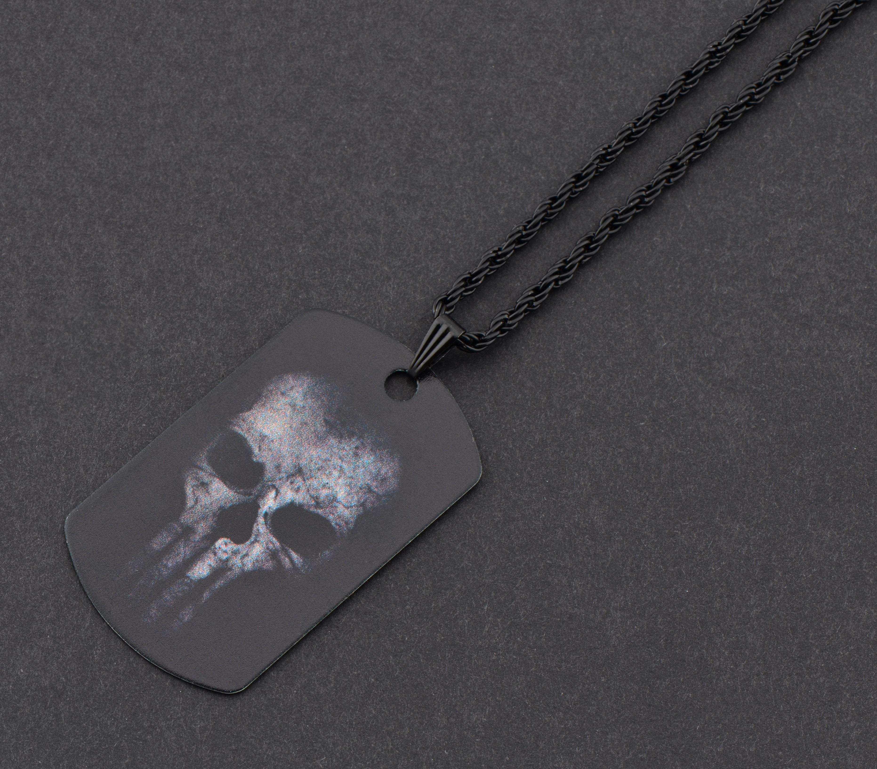 Punisher Kolye - CAZ0036