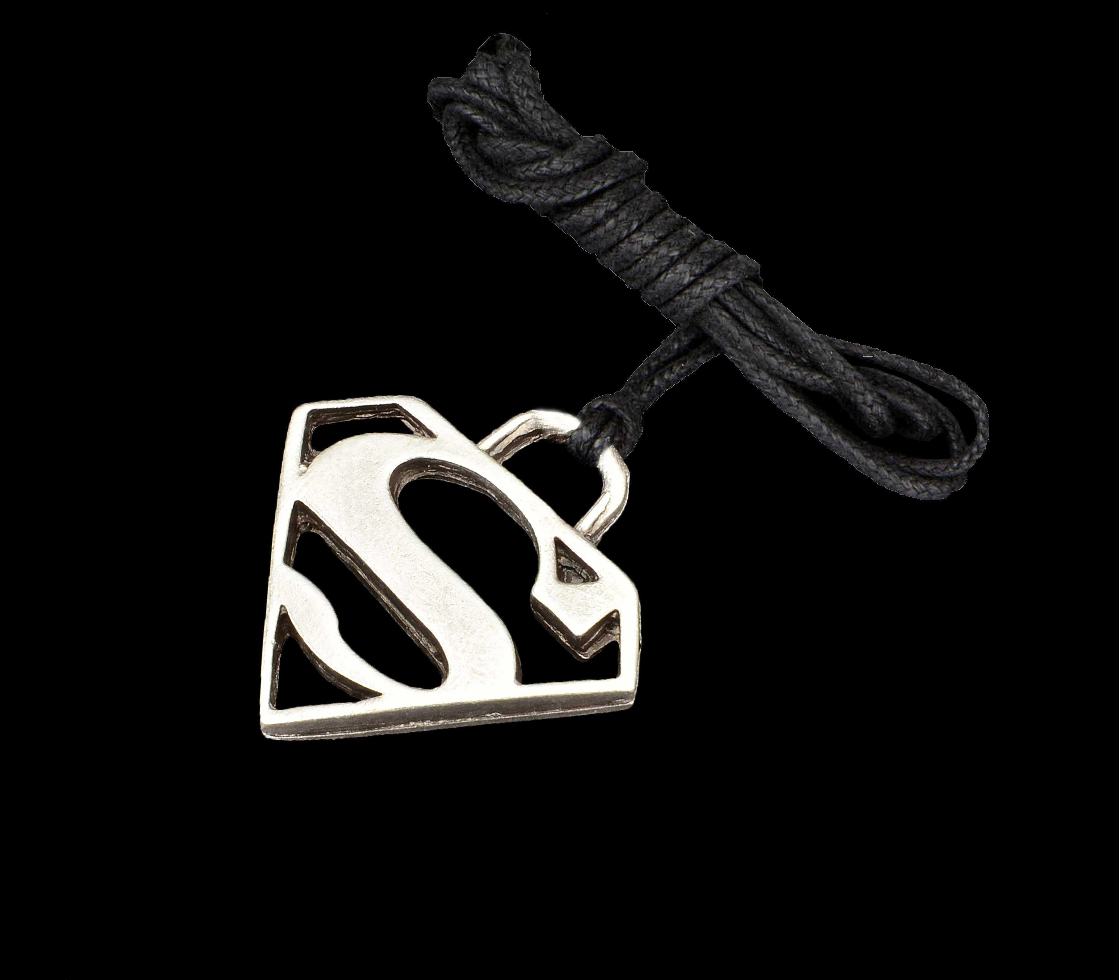 Süpermen Kolye - KOL0215