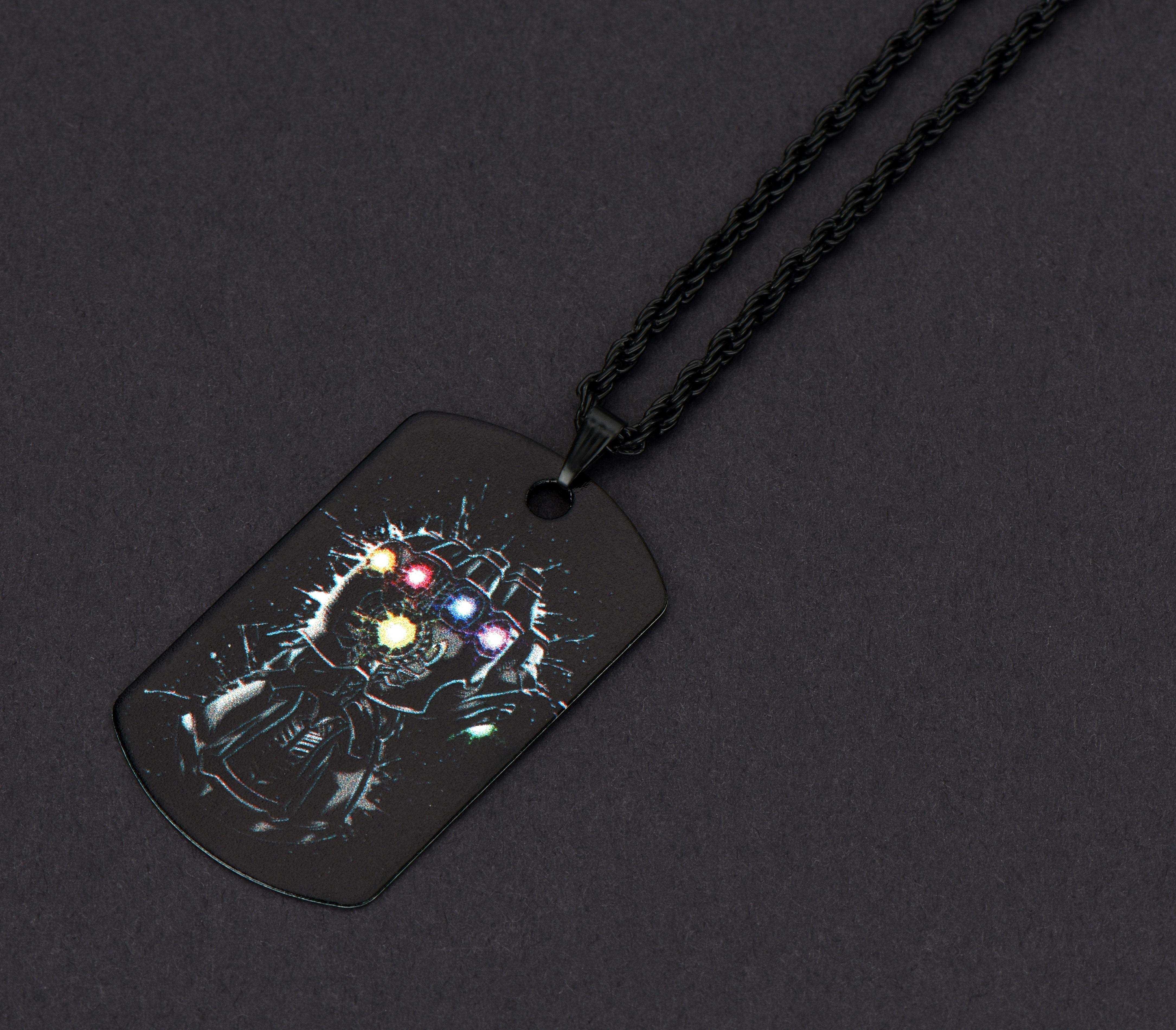 Thanos Sonsuzluk Eldiveni Kolye - CAZ0077