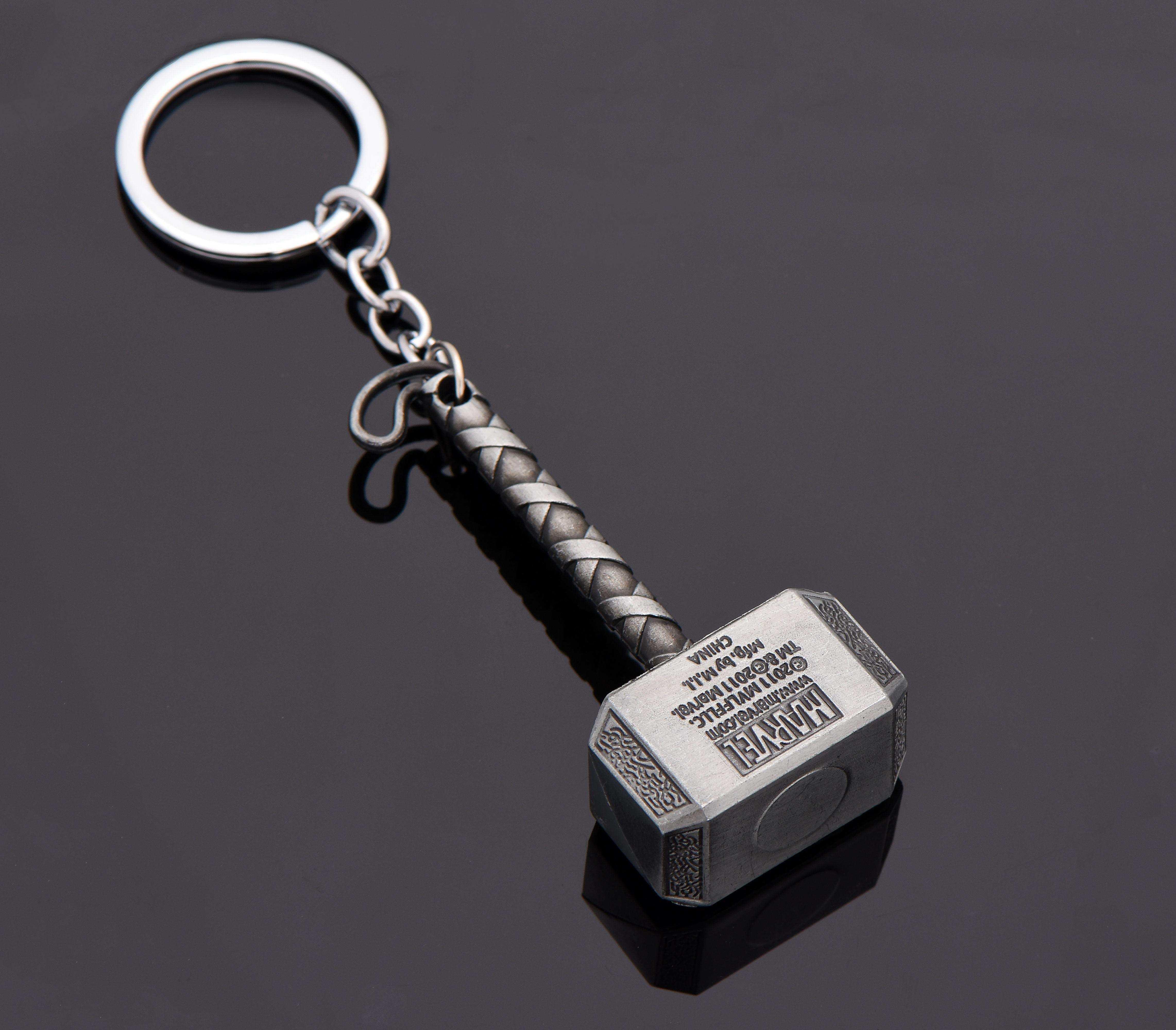 Thor Mjolnir Çekiç Anahtarlık - ANA0058