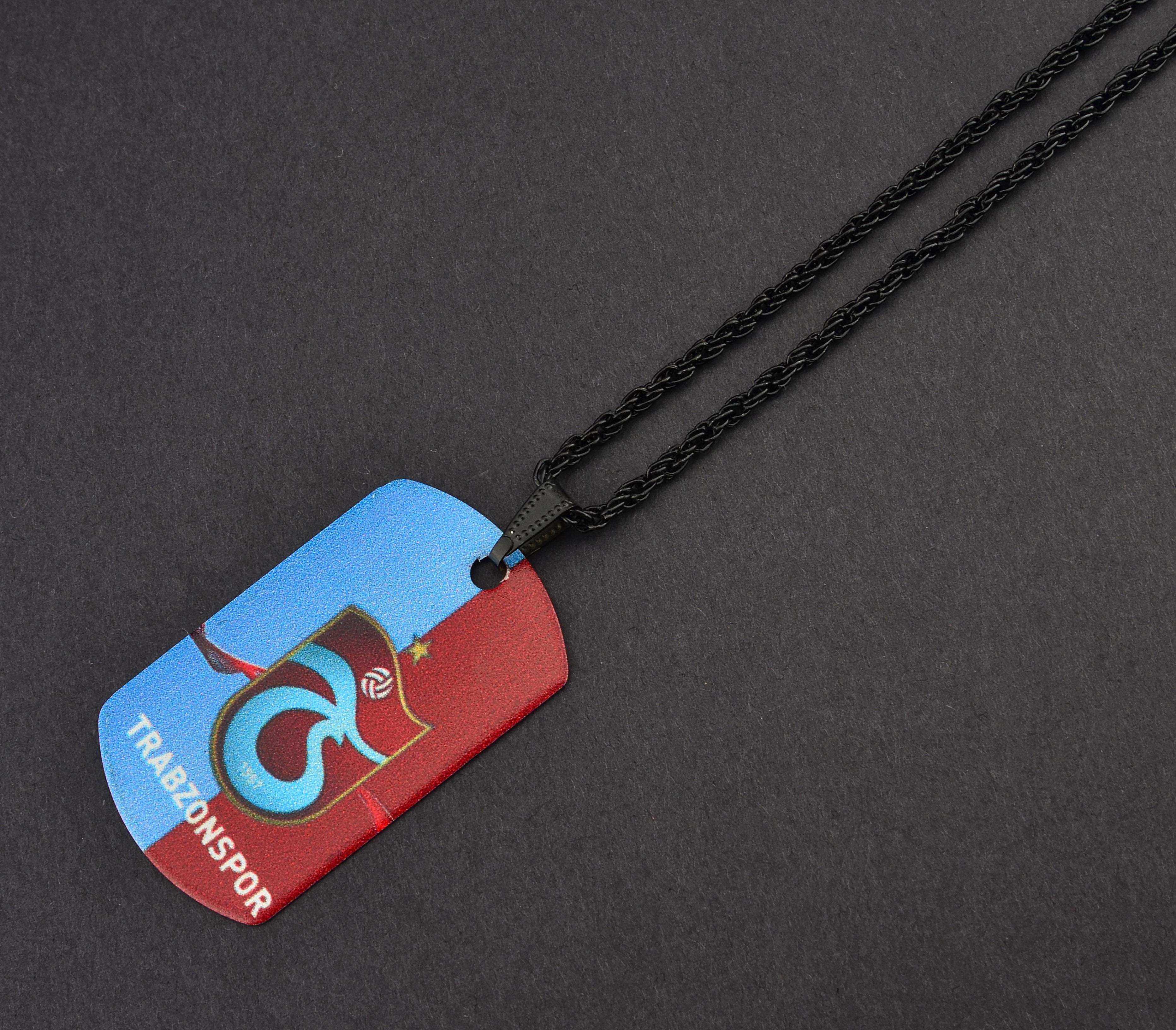 Zincirli Künye Kolye - KOL0283