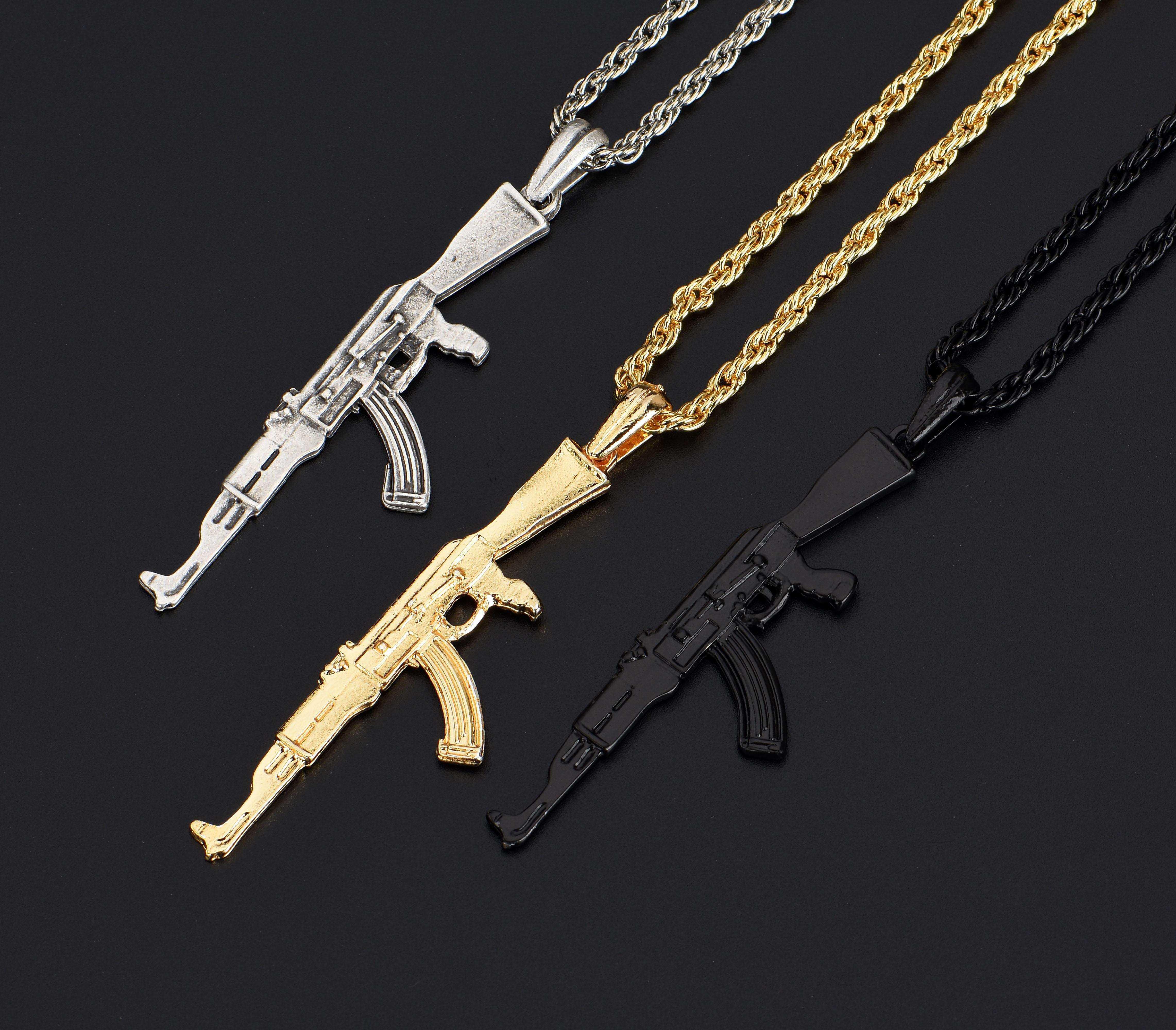 PUBG Keleş AK-47 Kolye - CAZ0051