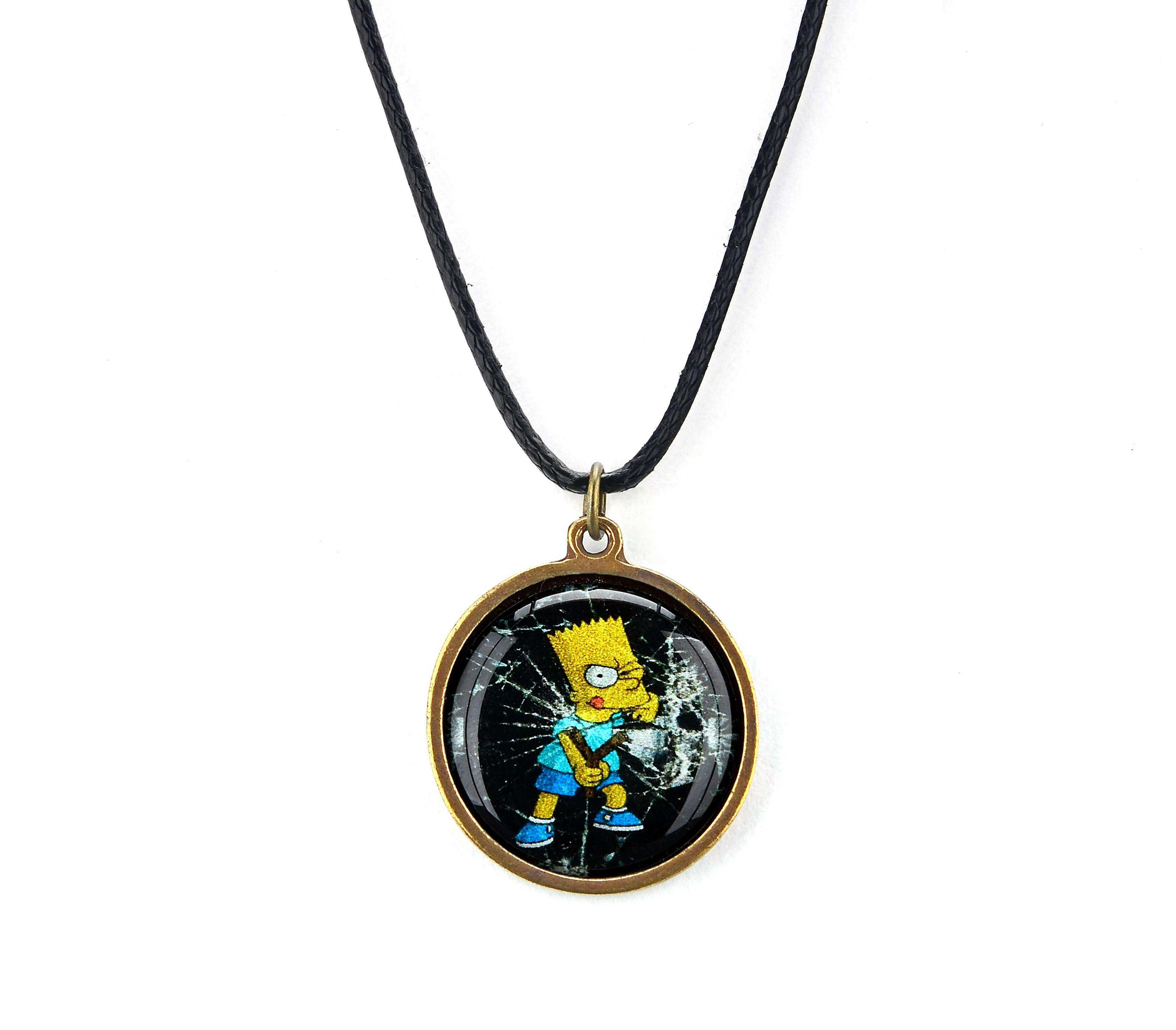 Bart Simpson Kolye - KOL0321