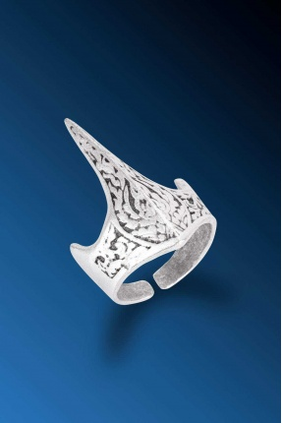 Zihgir Baş Parmak Okçu Yüzüğü - YÜZ0032