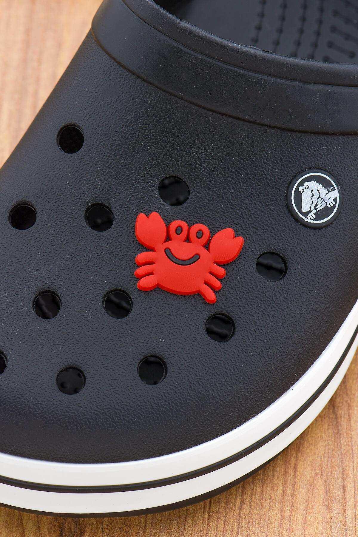 Yengeç Jibbitz Crocs Terlik Süsü Charm Terlik Aksesuarı - CRS0014