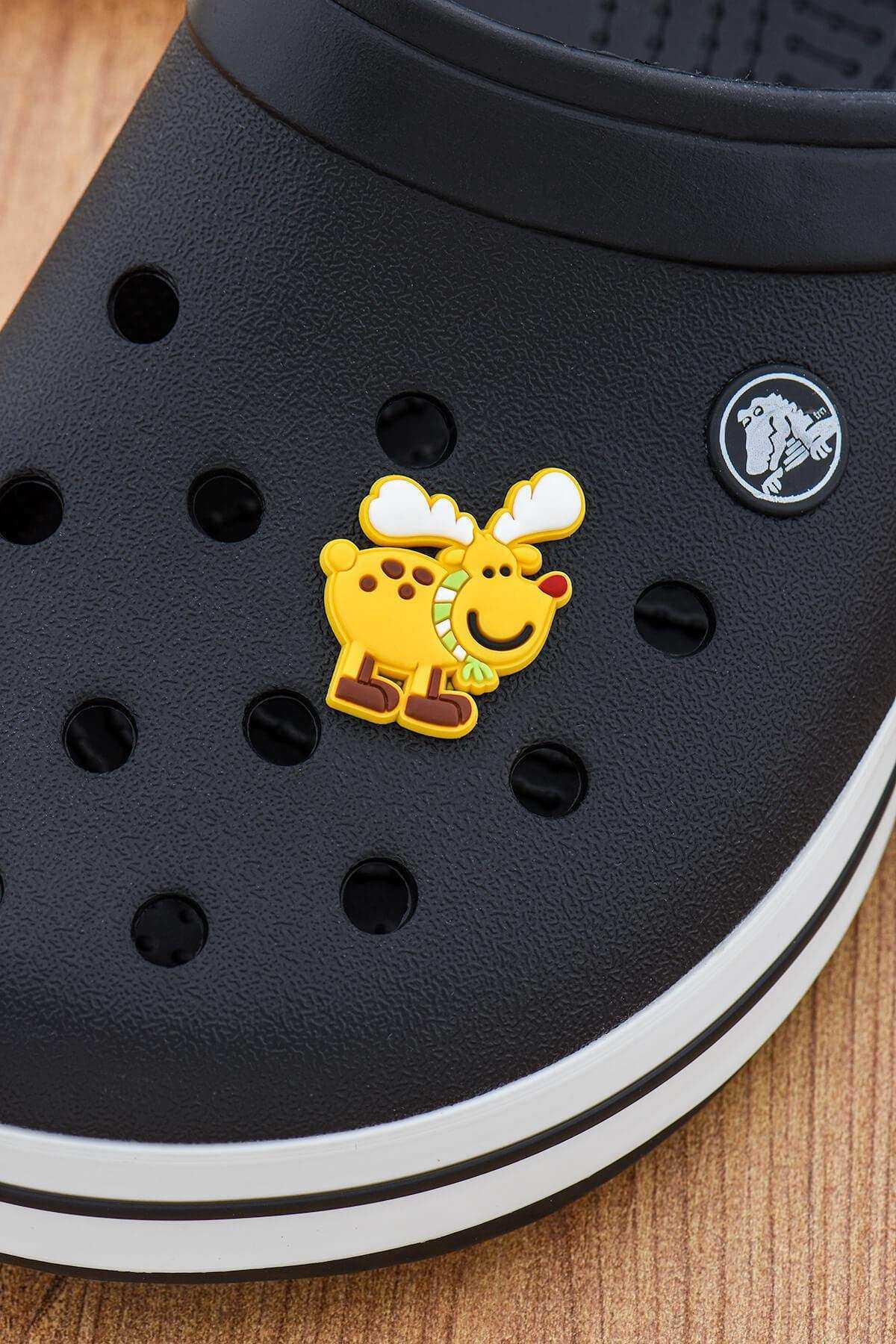 Ren Geyiği Jibbitz Crocs Süsü Bileklik Terlik Süsü Charm Terlik Aksesuarı - CRS0117