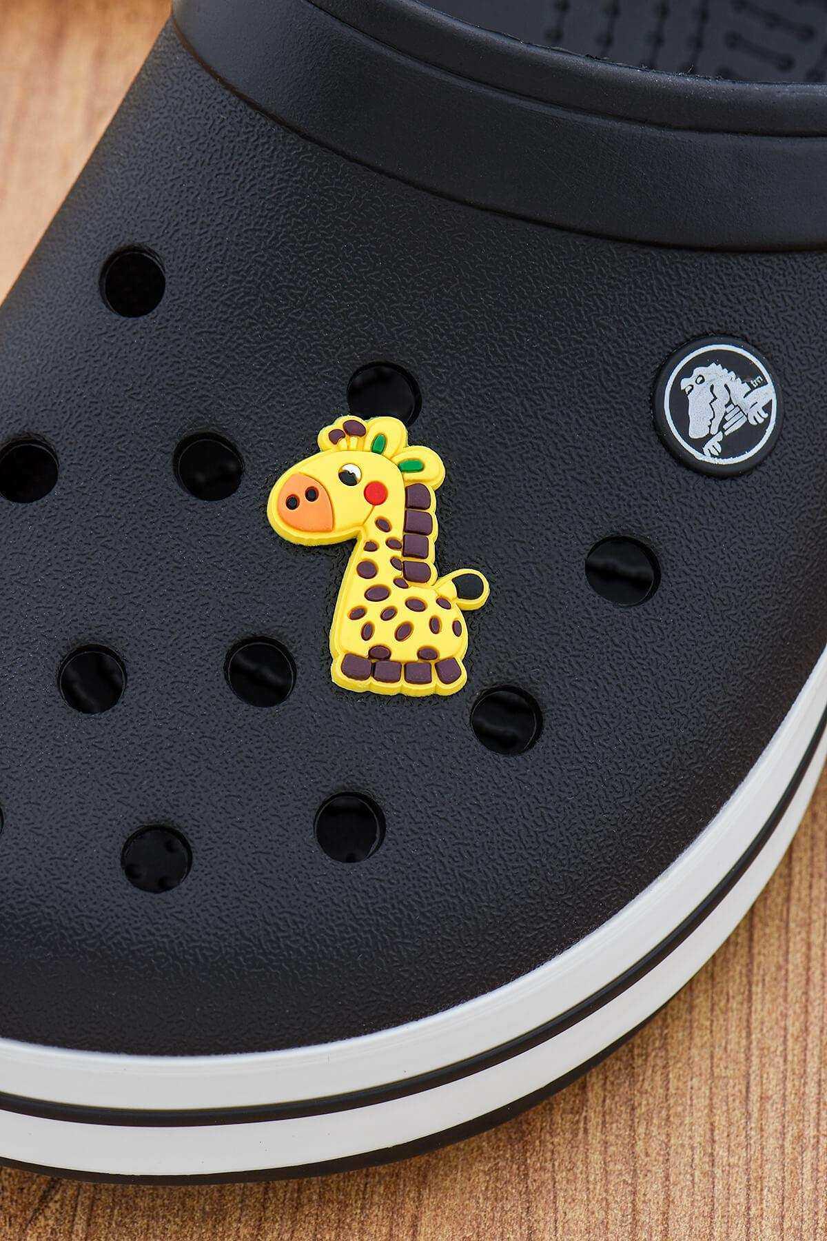 Zürafa Jibbitz Crocs Süsü Bileklik Terlik Süsü Charm Terlik Aksesuarı - CRS0119