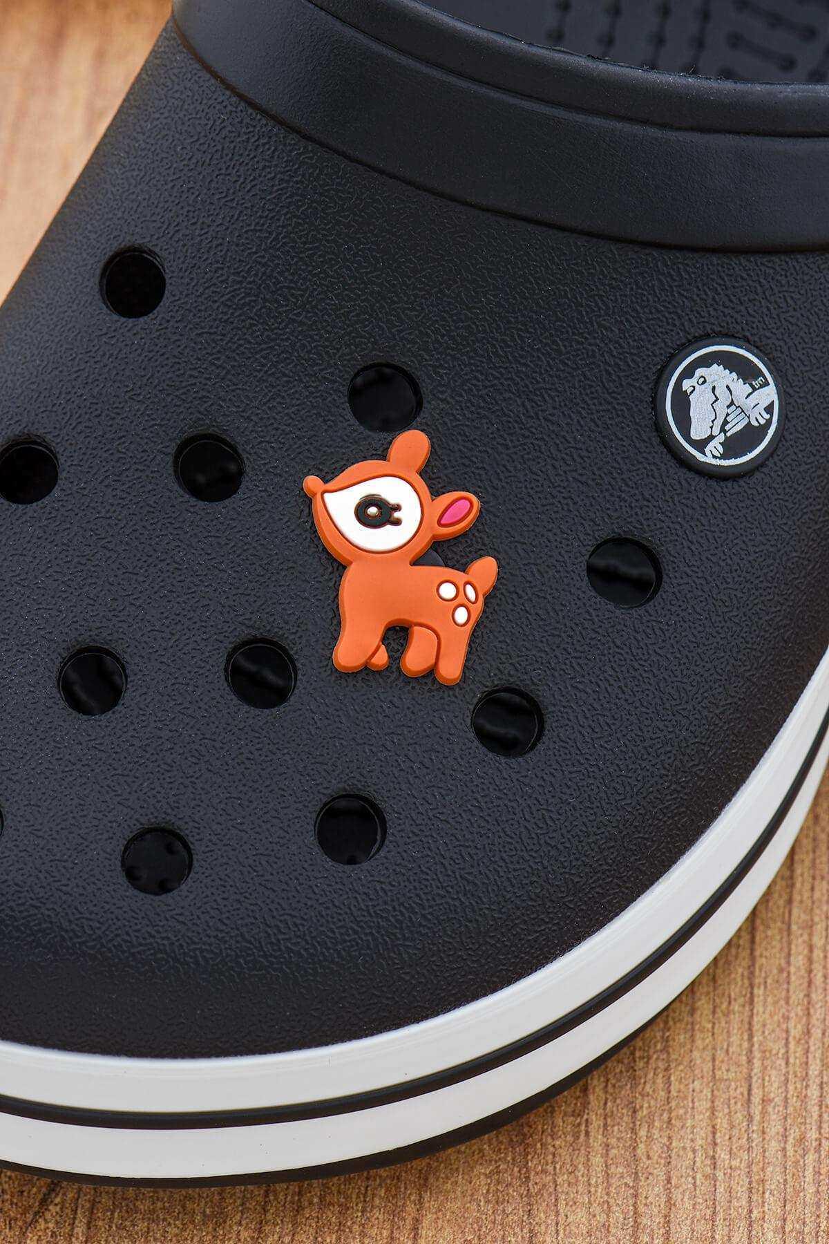 Bambi Jibbitz Crocs Süsü Bileklik Terlik Süsü Charm Terlik Aksesuarı - CRS0097