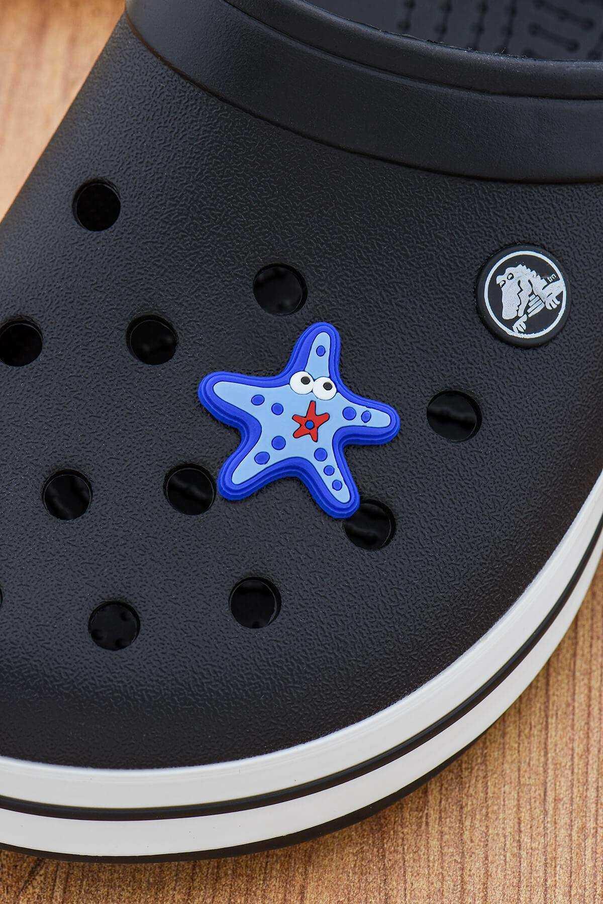 Deniz Yıldızı Crocs Süsü Bileklik Terlik Süsü Charm Terlik Aksesuarı - CRS0116