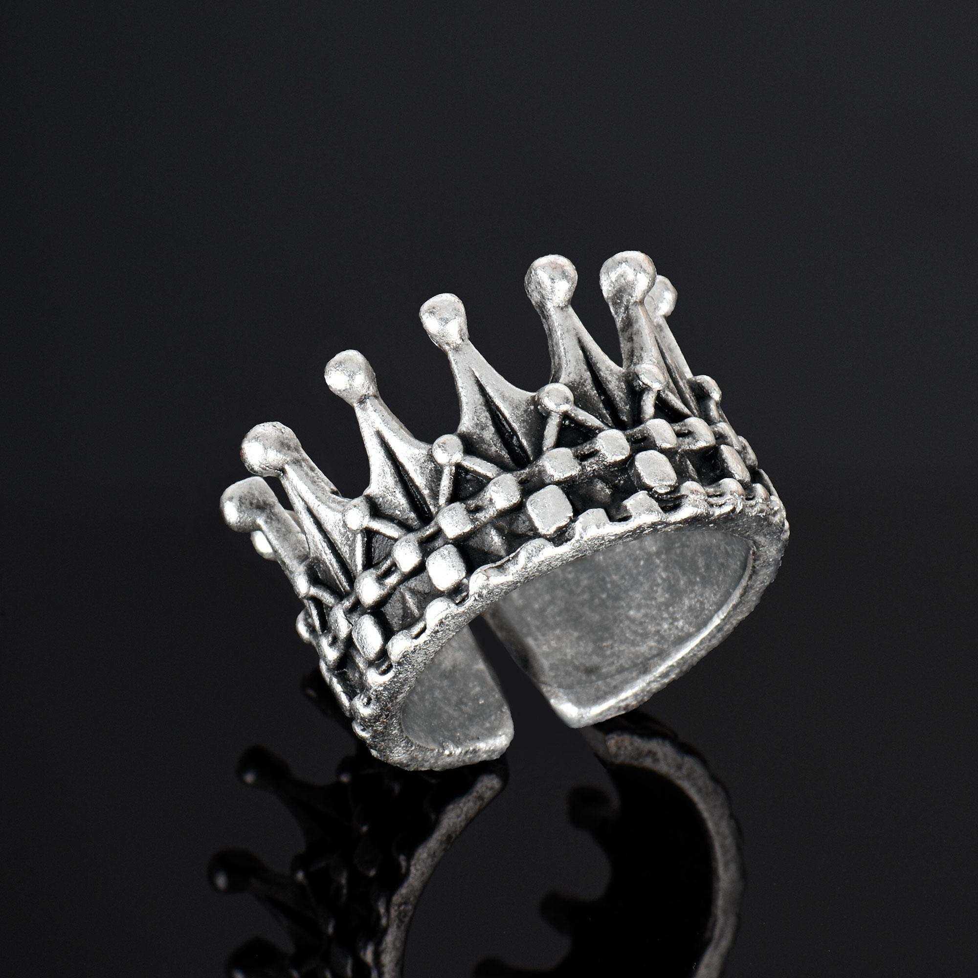 Kral Tacı Yüzük - YÜZ0131